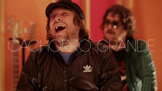 """Cachorro Grande toca """"My Generation"""" do The Who no TMDQA! Apresenta"""