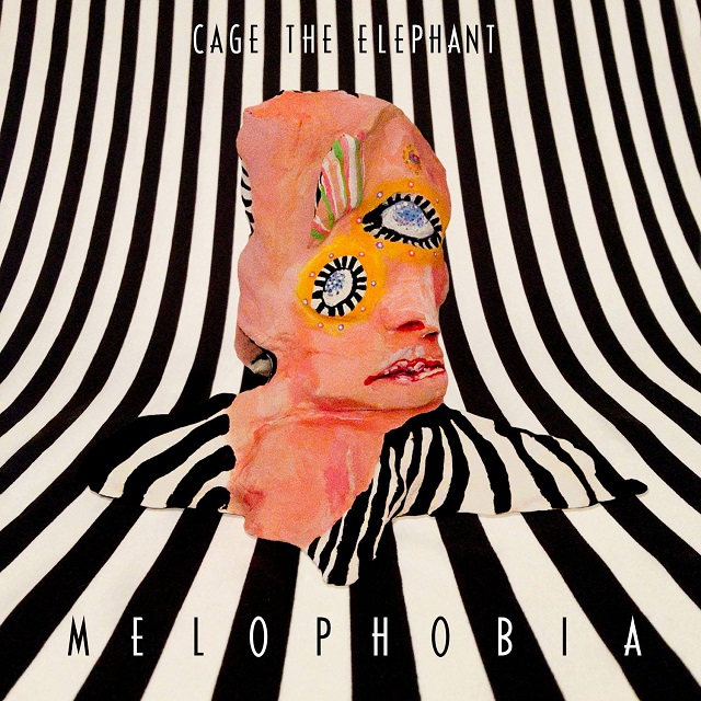 Ouça novo disco do Cage The Elephant