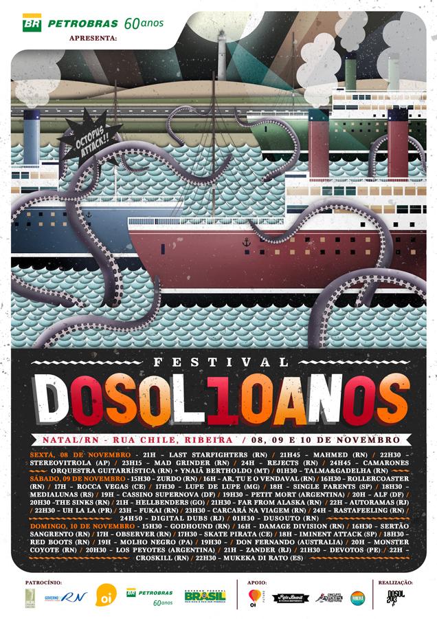Festival DoSol 2013 tem alterações em sua programação