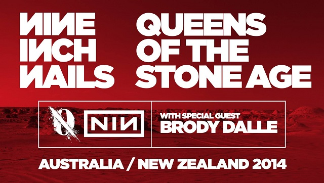 Queens Of The Stone Age e Nine Inch Nails se unem em turnê