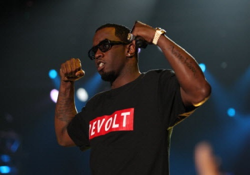 P. Diddy lança canal de televisão
