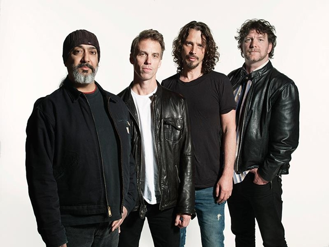 Soundgarden estaria certo como atração do Lollapalooza 2014