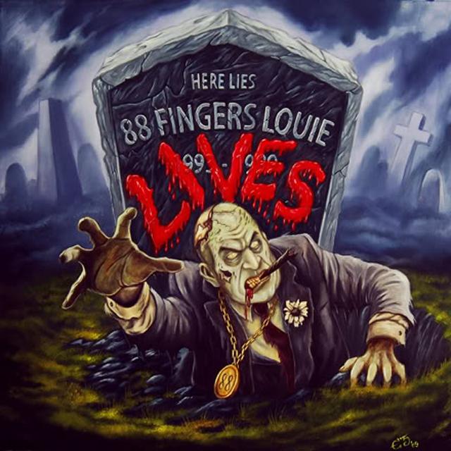 88-Fingers-Louie reunião