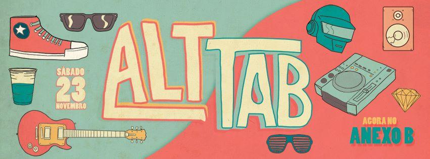 Alt+Tab Tenho Mais Discos Que Amigos