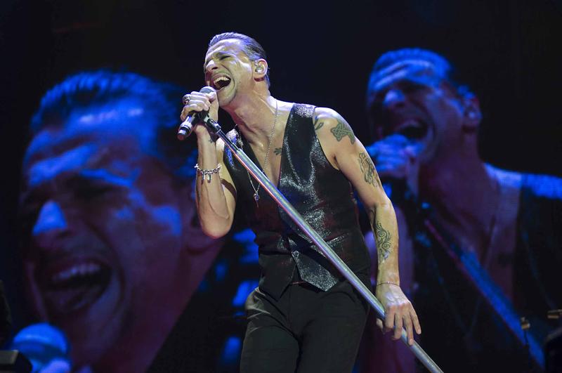 Resenha e fotos: Depeche Mode em Londres (19/11/13)