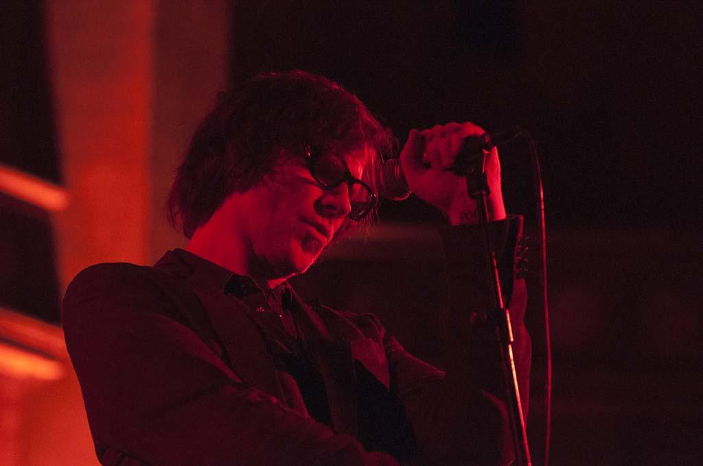 Mark Lanegan em Londres (08/11/13)