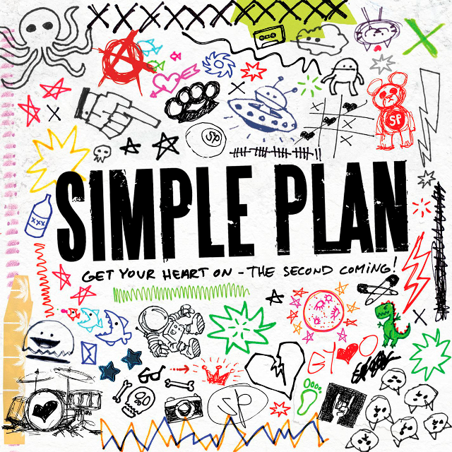 Ouça o novo EP do Simple Plan na íntegra