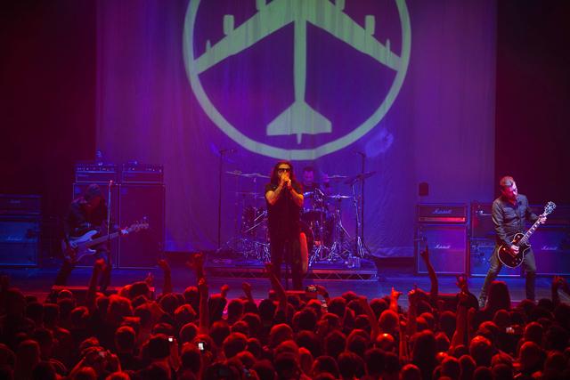 Resenha e fotos: The Cult em Londres (01/11/13)