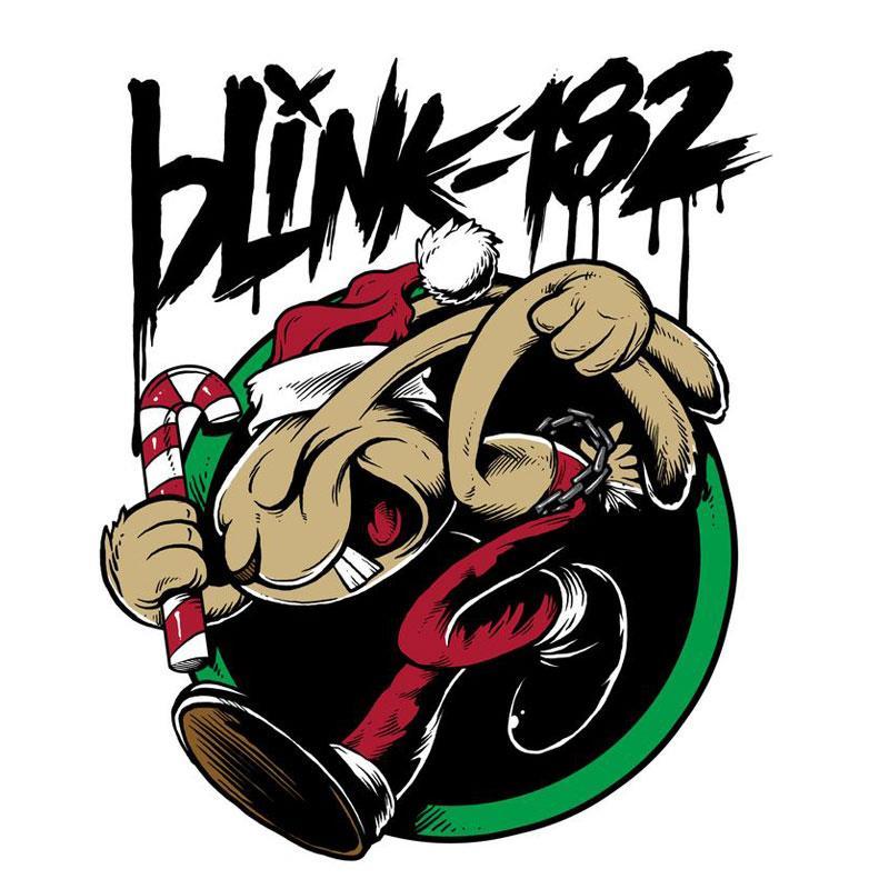 blink-182 lança suéter de Natal