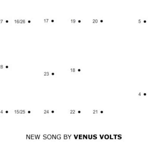 Venus Volts lança single e prepara novo disco