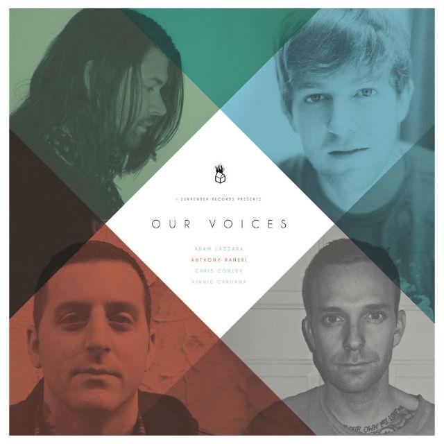 Novas Músicas: Adam Lazzara, Ma Jolie e Matt Pryor