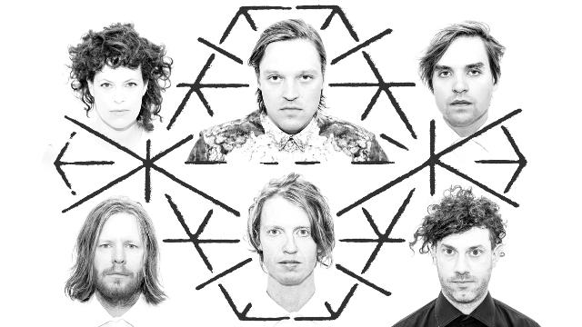 Arcade Fire confirma presença no Glastonbury 2014