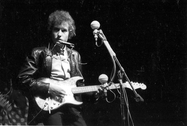Bob Dylan no Newport Jazz