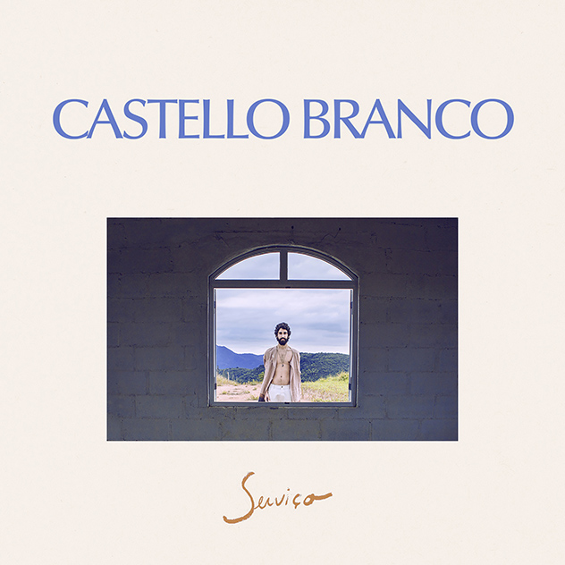 Castello Branco (ex- R.Sigma) lança álbum cheio de entendimentos