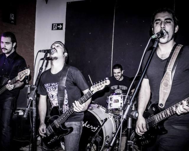 Resenha: Muñoz convida Hellbenders + Overfuzz