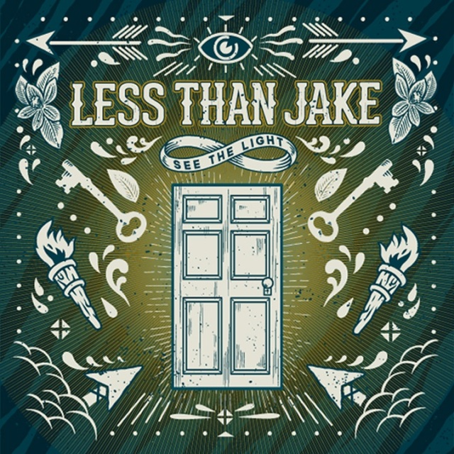 Less Than Jake libera streaming de novo álbum