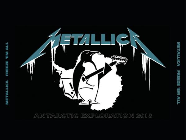 Metallica - Freeze 'Em All