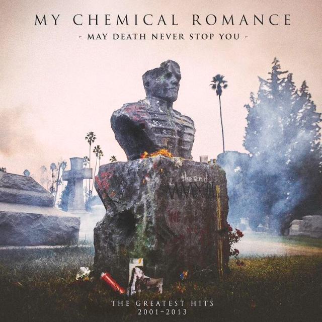 Greatest Hits do My Chemical Romance terá demos e raridades