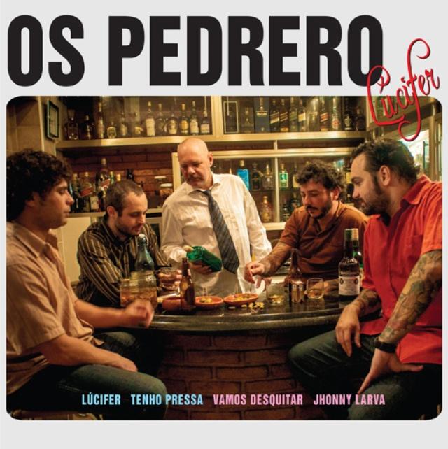 Os Pedrero lançam novo EP