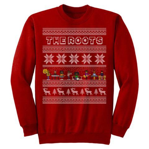 The Roots lança blusa em comemoração ao Natal