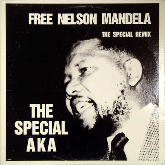 The Special AKA - Nelson Mandela