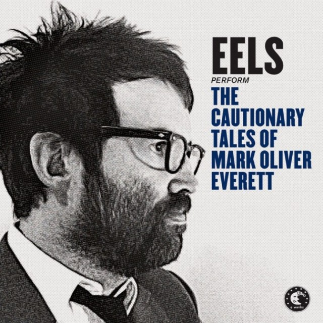 Capa do novo disco do Eels