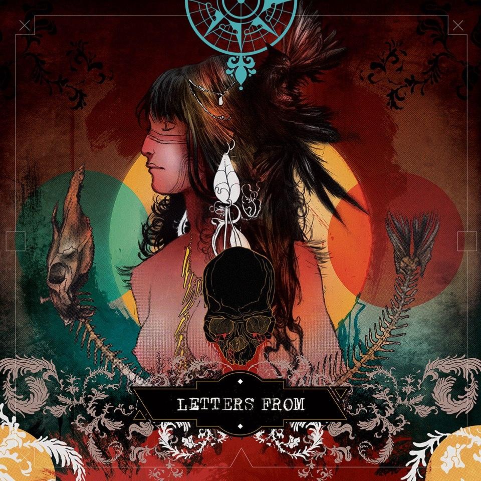 Letters From apresenta seu Stoner/Sludge Metal