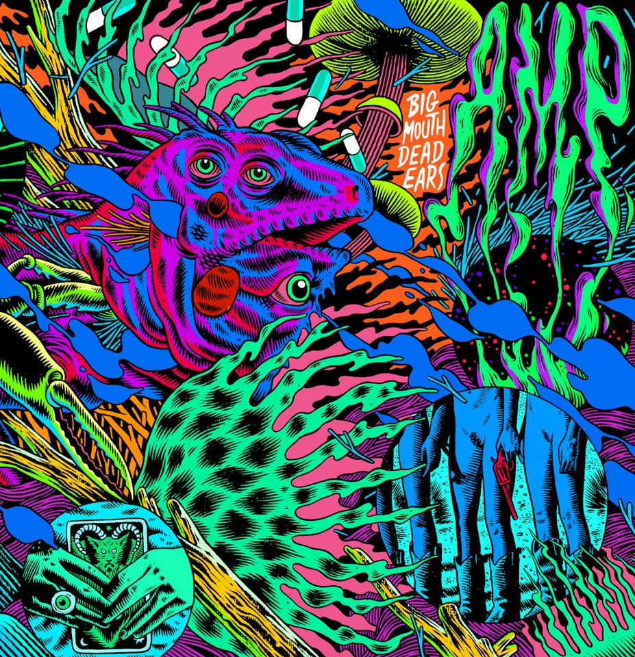 AMP libera novo álbum para audição