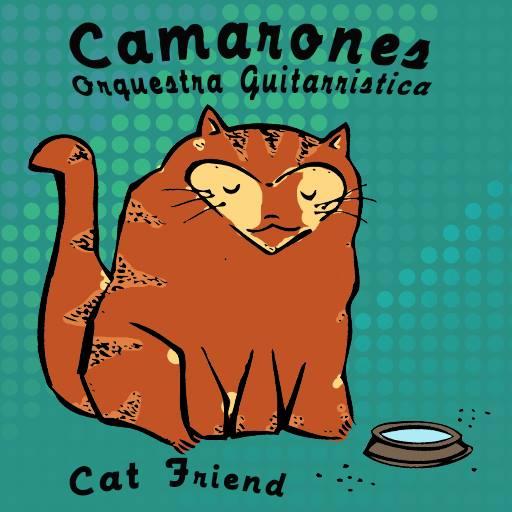 Camarones Orquestra Guitarrística divulga single e novidades