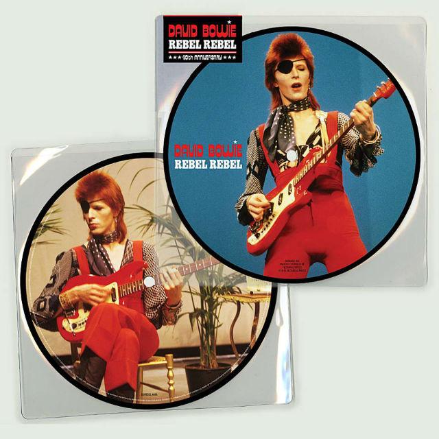 David Bowie vai relançar single