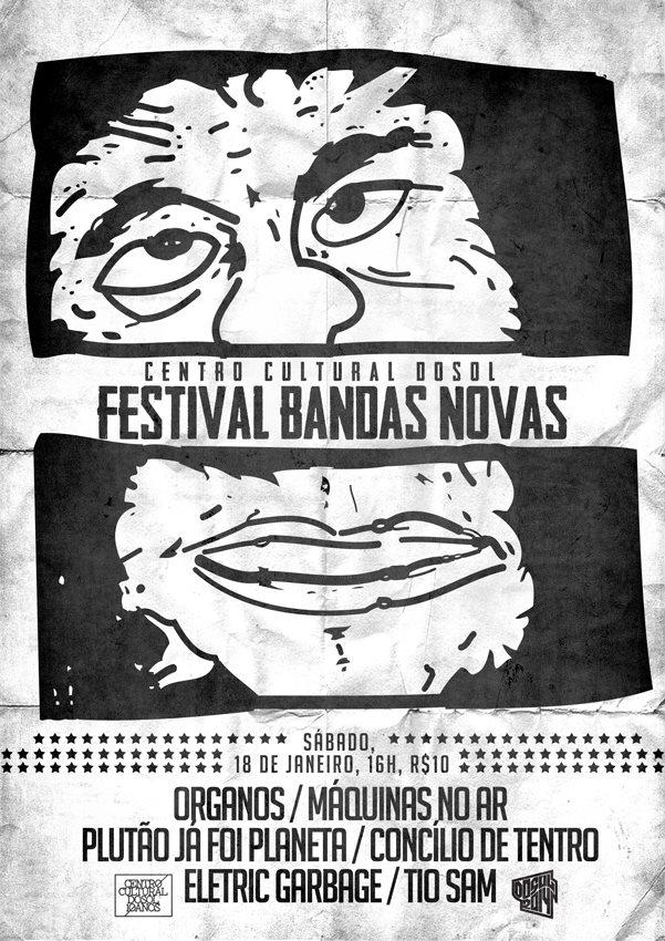 Natal recebe festival de bandas novas