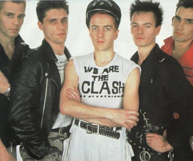 Assista ao The Clash em uma de suas últimas apresentações