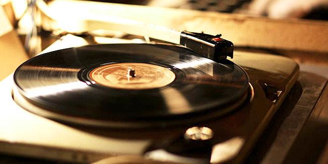 Resultado de imagem para discos de vinil
