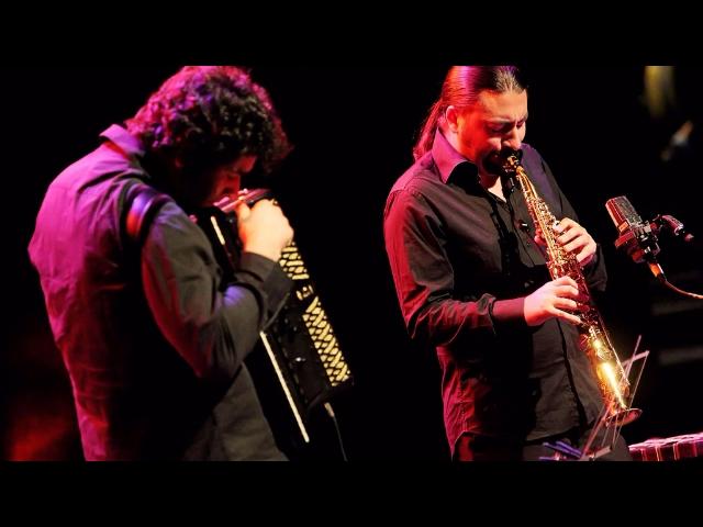 Vince Abbracciante e Fabrizio Scarafile fazem show no Rio de Janeiro