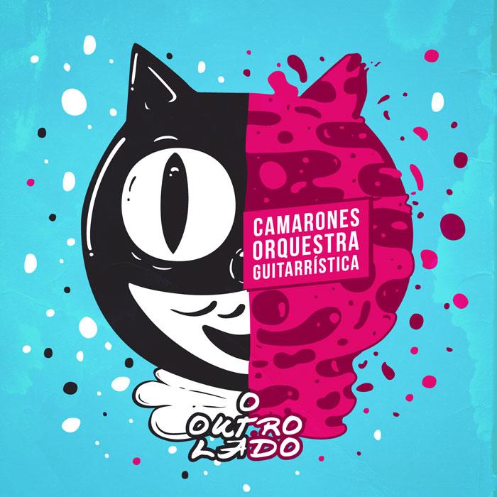 Camarones Orquestra Guitarrística lança compilação
