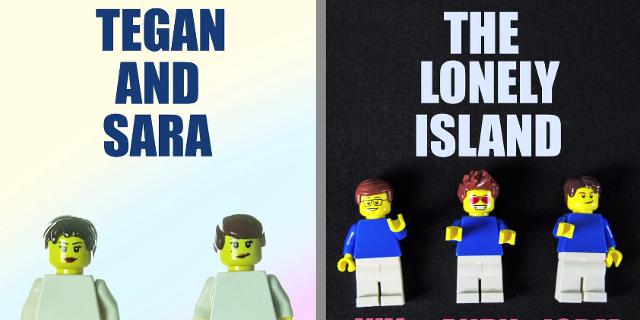 Tegan & Sara lançam clipe com The Lonely Island