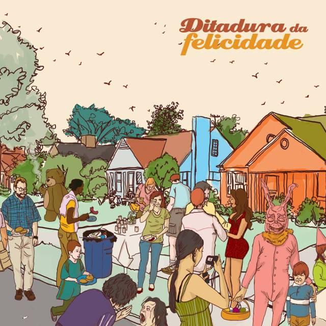 Aeroplano: Ouça na íntegra o novo disco da banda