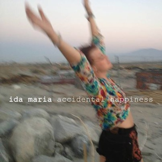 Ouça na íntegra: Accidental Happiness, novo EP de Ida Maria