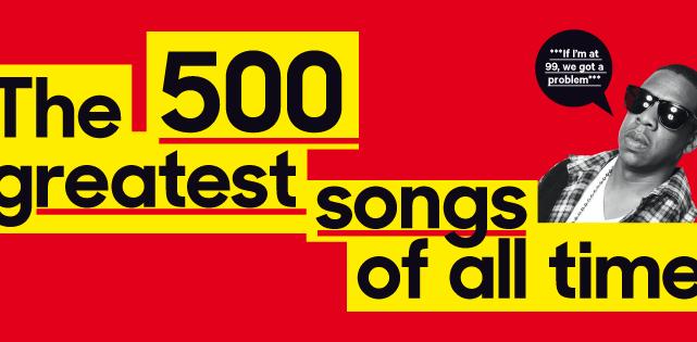 Revista NME elege 500 melhores músicas de todos os tempos