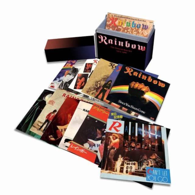 Singles clássicos do Rainbow são relançados em box especial