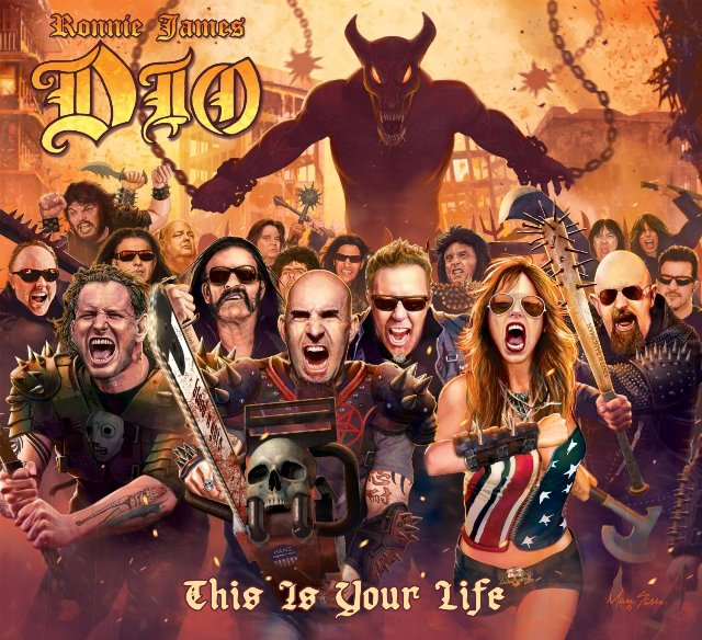 Motörhead e Biff Byford fazem versão do Rainbow para disco tributo a Dio