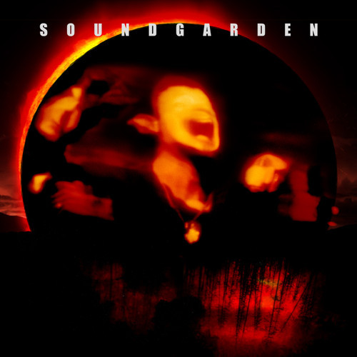 Capa alternativa de Superunknown, do Soundgarden.