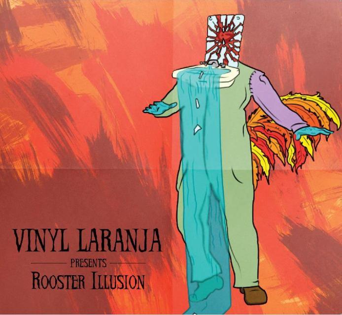 Ouça Rooster Illusion, novo disco da Vinyl Laranja