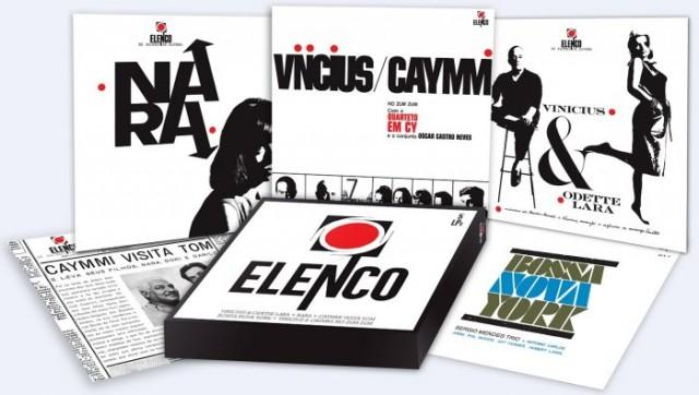 Polysom relança discos da Elenco