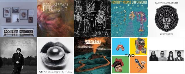 27 discos que você deveria ouvir em Março - TMDQA!