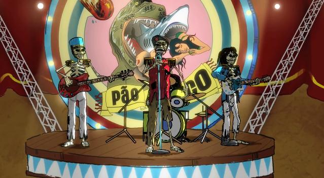 Novos vídeos: El Coyote, Scalene, Pão e Circo, Licking The Curb e The Chanceller
