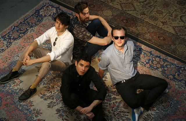 Na televisão: Vampire Weekend e The Hold Steady