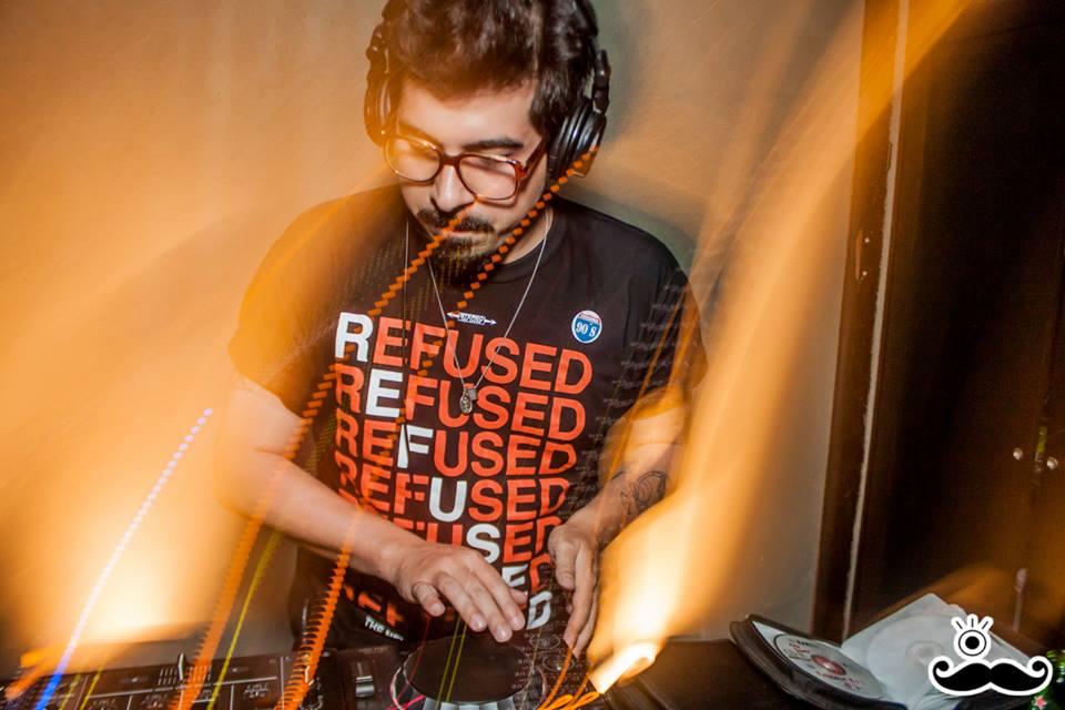 DJ Alexandre Bezzi