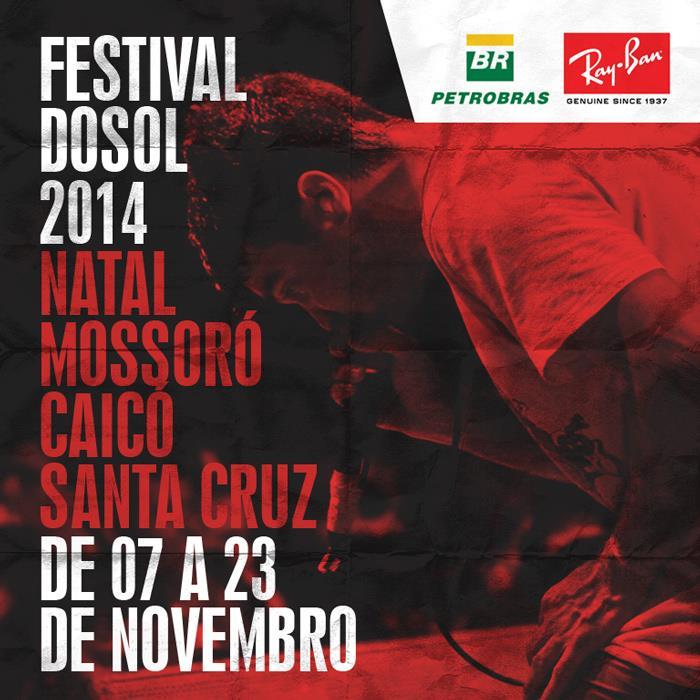 Festival DoSol 2014: datas, locais e nove atrações são confirmadas