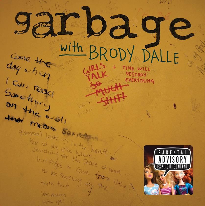 Ouça as novas faixas do Garbage